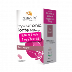 Biocyte - Pack hyaluronic forte ® 200 mg - comprimés