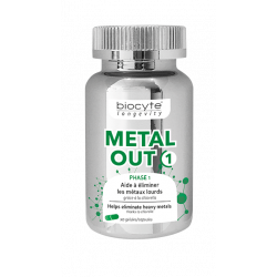 METAL OUT 1® - gélules