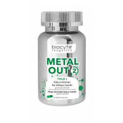 METAL OUT 2® - gélules