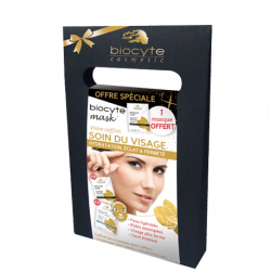 Coffret Soin du visage 4 masques +1 offert® (biocyte, Cryo)