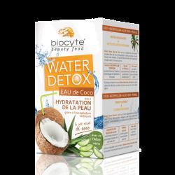 Biocyte - Water Detox Eau de Coco ® - poudre à diluer