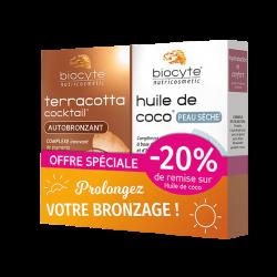 Biocyte - Duo Pack bronzage