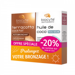 Biocyte - Duo Pack bronzage