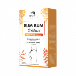 Biocyte - Complement alimentaire brule graisse : Bum Bum de Biocyte
