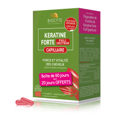 Biocyte - Keratine forte full spectrum