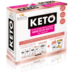 Biocyte - Pack keto