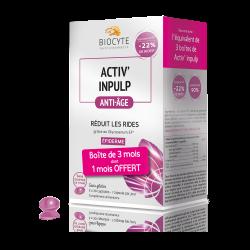 Biocyte - Pack Activ'Inpulp ® - capsules