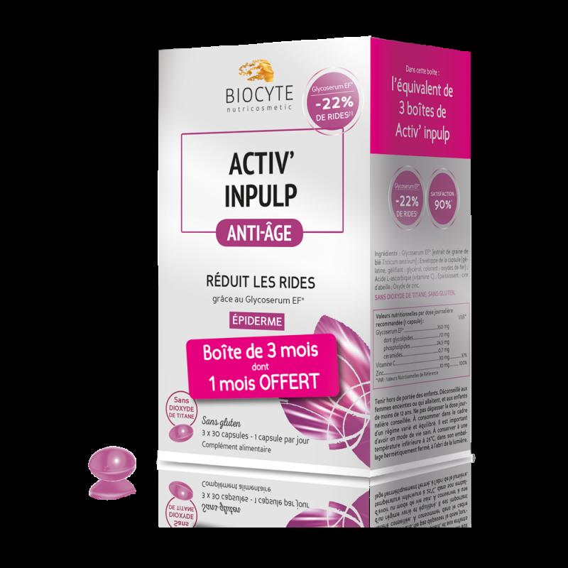 Pack Activ'Inpulp - capsules
