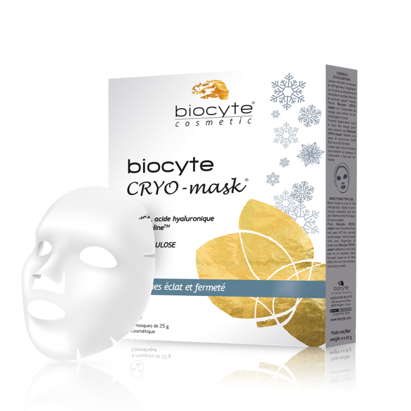 Biocyte CRYO mask ® boite de 4 - masques
