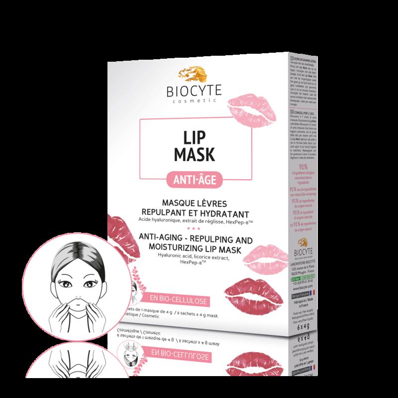 Lip Mask® Boite de 6 Masques