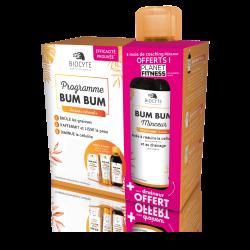 Biocyte - pack Bum Bum - bruleur / draineur / crème anti cellulite