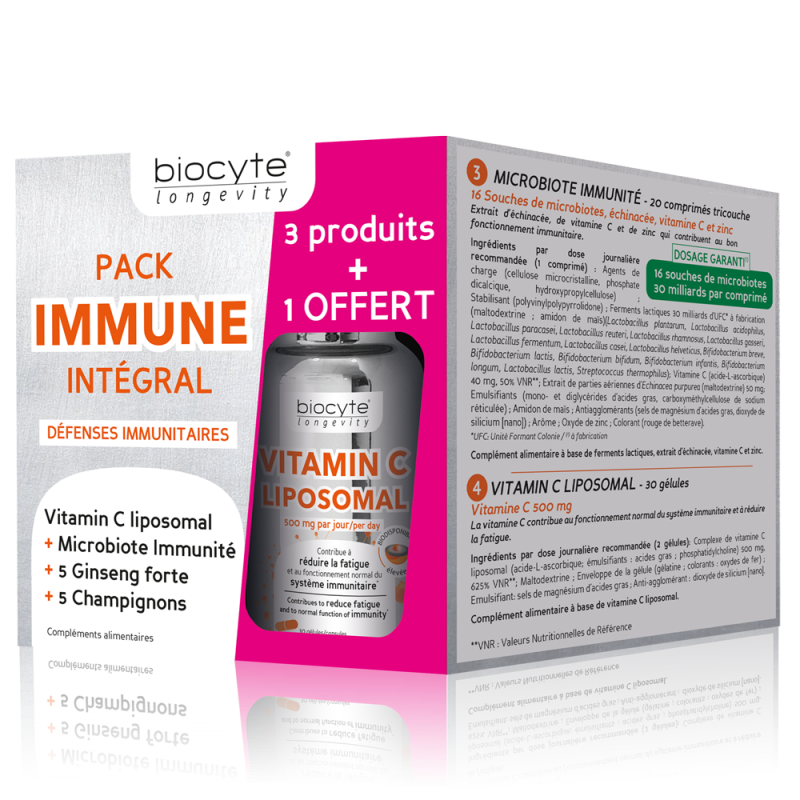 PACK IMMUNE INTEGRAL