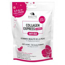 Biocyte - Collagen Express® Gummies - collagène peau